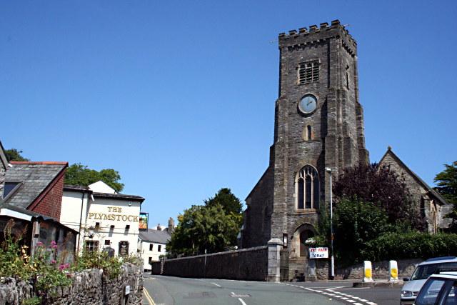 Mount St Mary >> Plymstock – Wikipedia, wolna encyklopedia