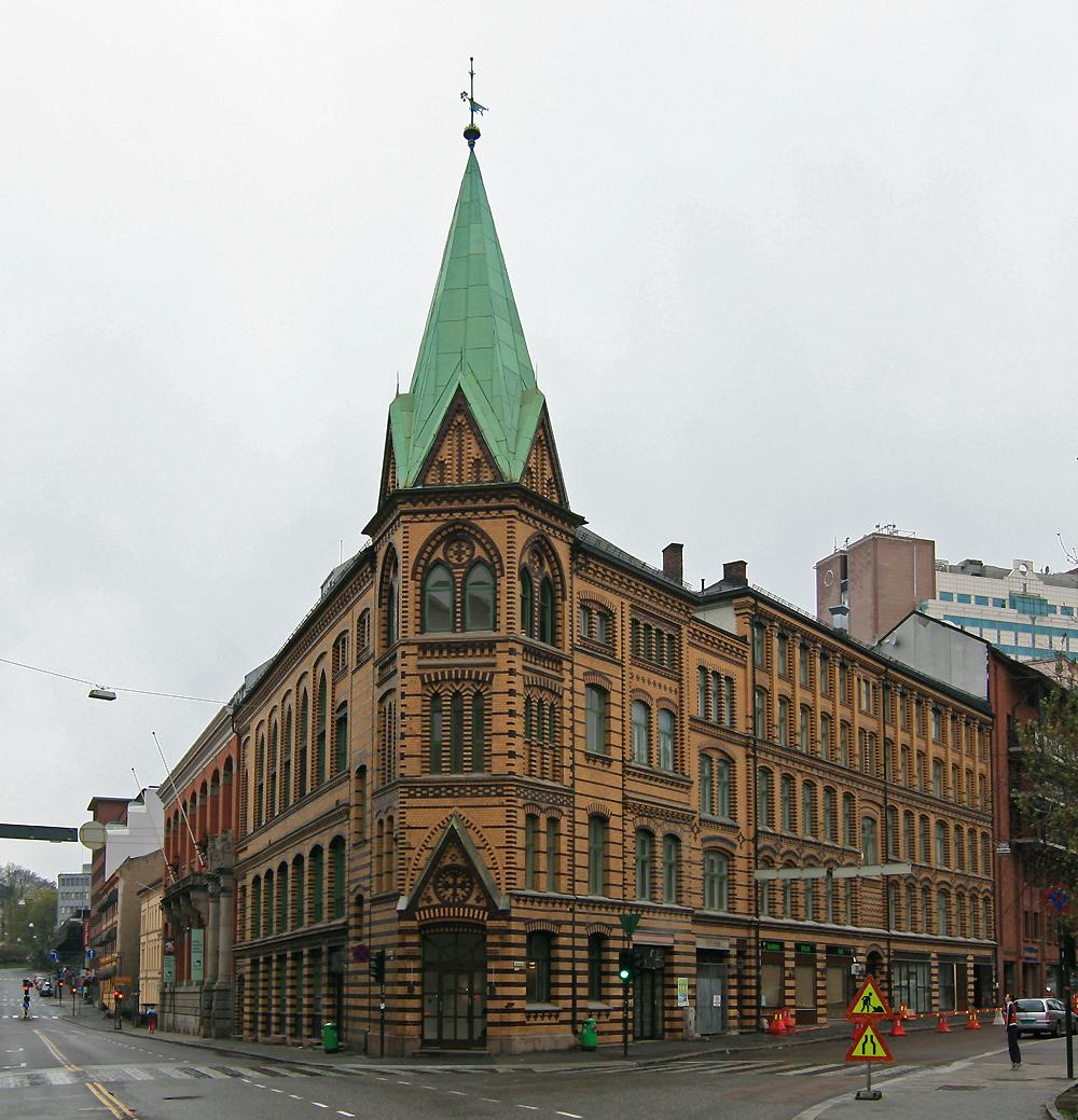 St olavs gate 1