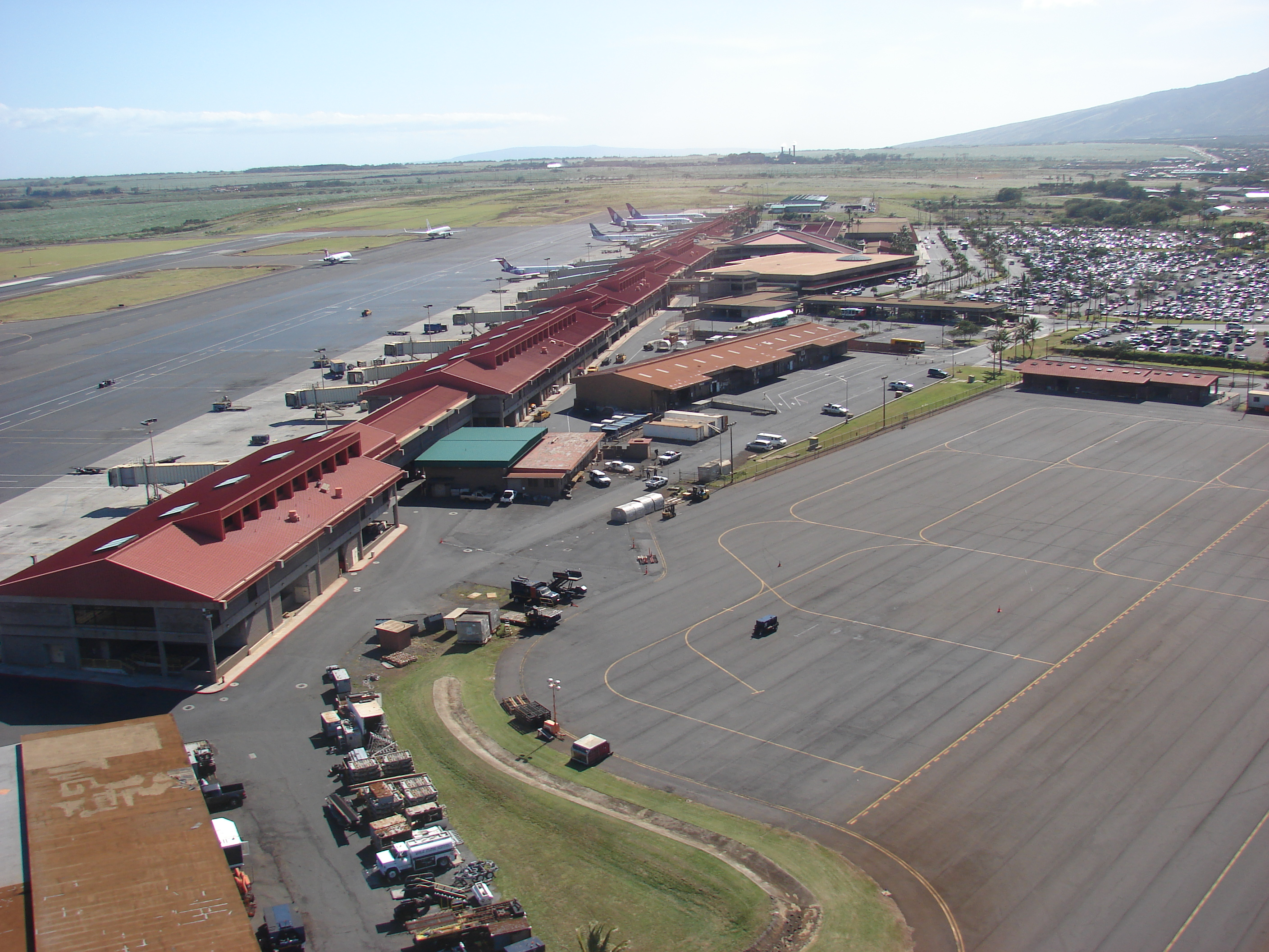 Airports In Maui Hawaii Map.Kahului Airport Wikipedia