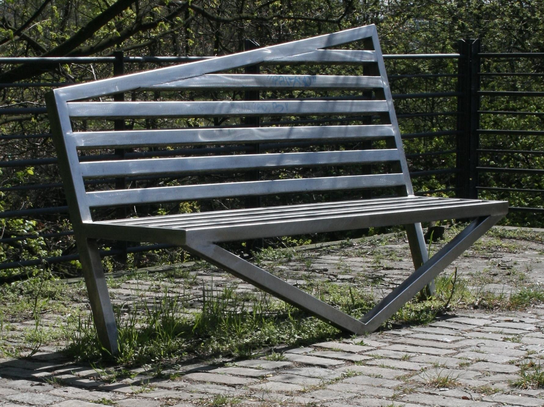 File:Steel bench berlin02.jpg - Wikimedia Commons