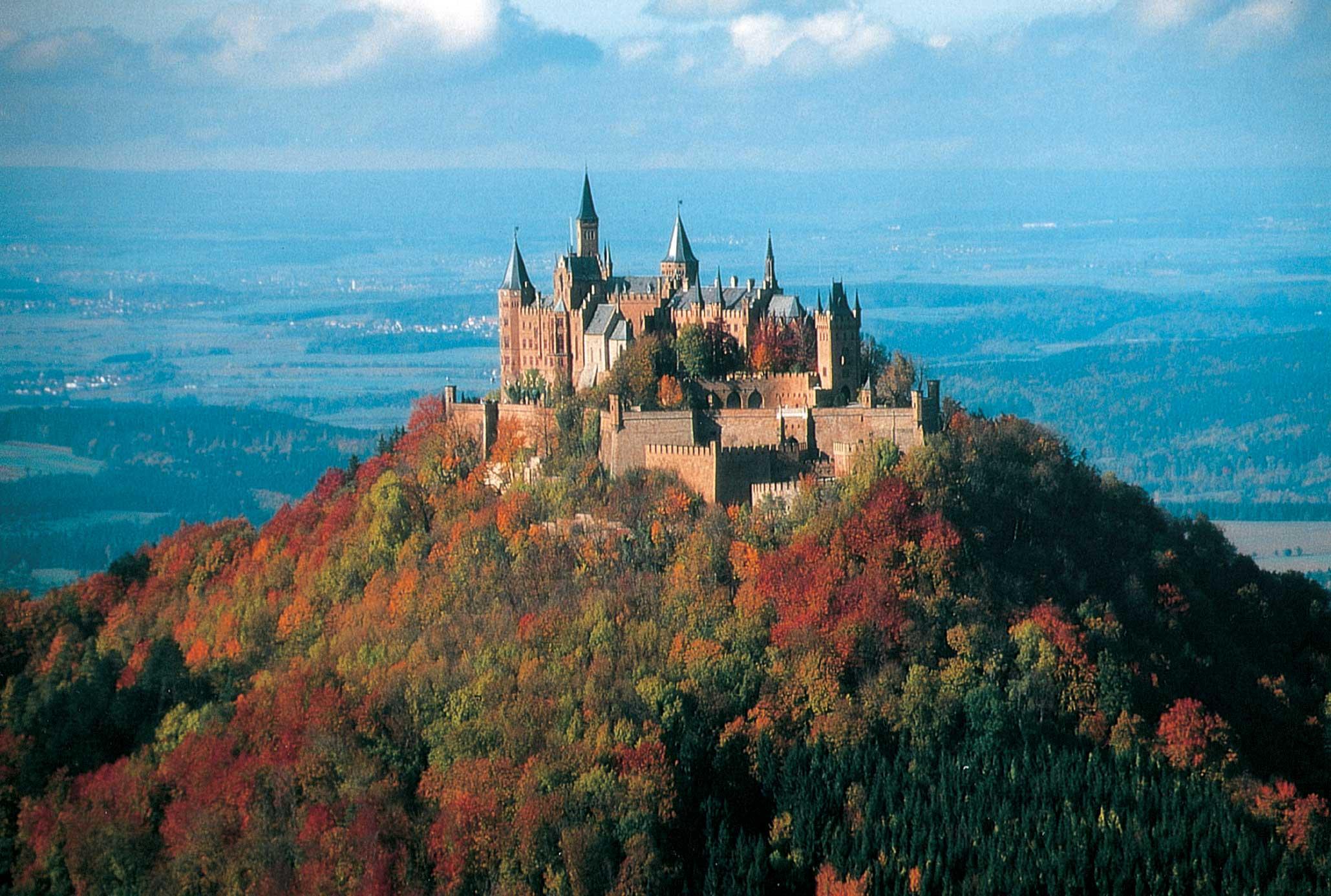 slotte og borge i nordtyskland