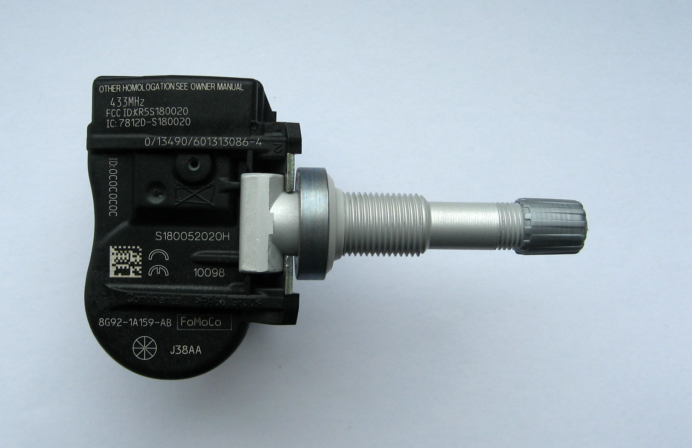 Tire-pressure monitoring system - Wikiwand