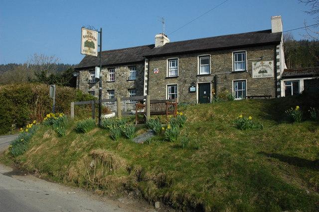 The Royal Oak Inn, Rhandirmwyn - geograph.org.uk - 1220355