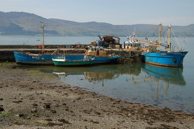 File:The quay at Rostrevor - geograph.org.uk - 264350.jpg