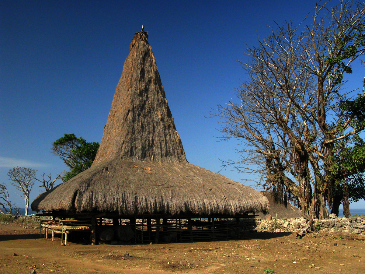File:Traditional house Ratenggaro Sumba.jpg - Wikimedia ...