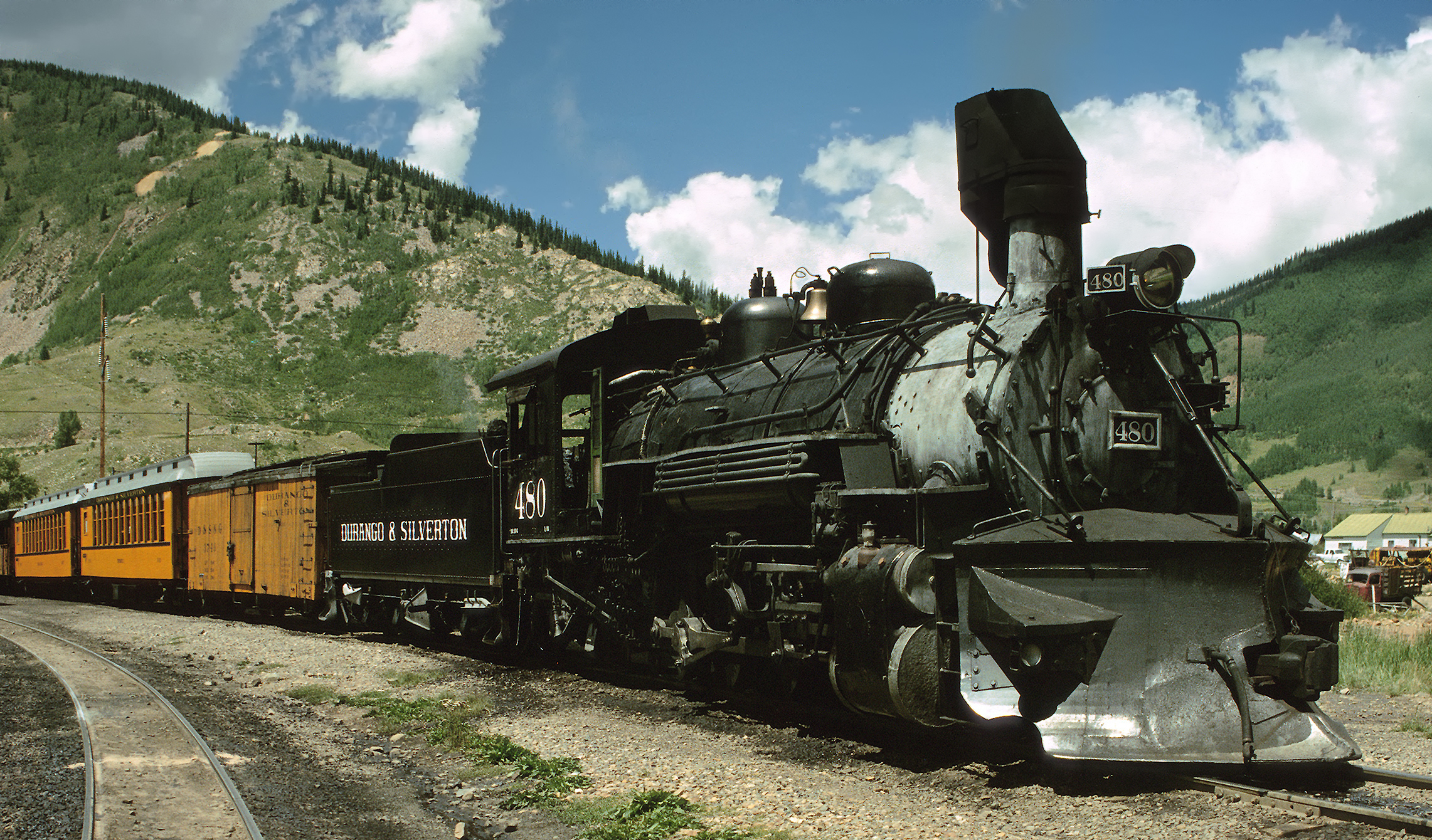File Train By The Durango And Silverton Narrow Gauge