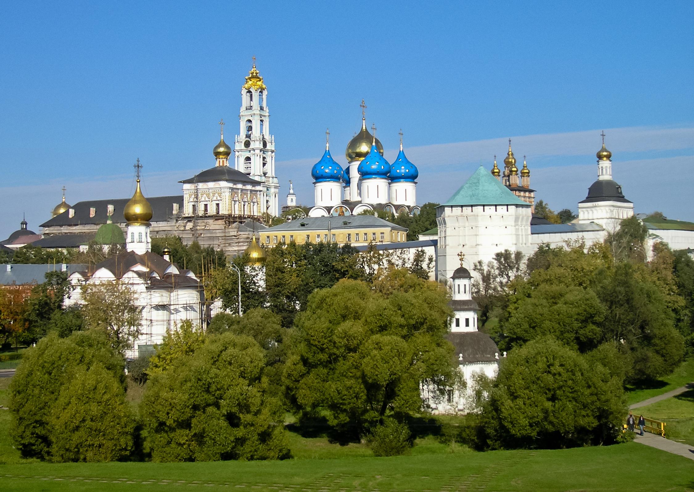 Resultado de imagen de sergiev posad rusia monasterio de laura