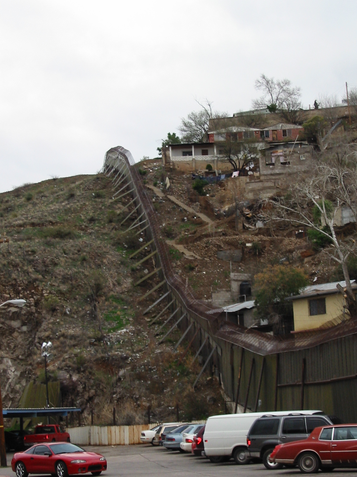 File Us Mexico Nogales Border Jpg