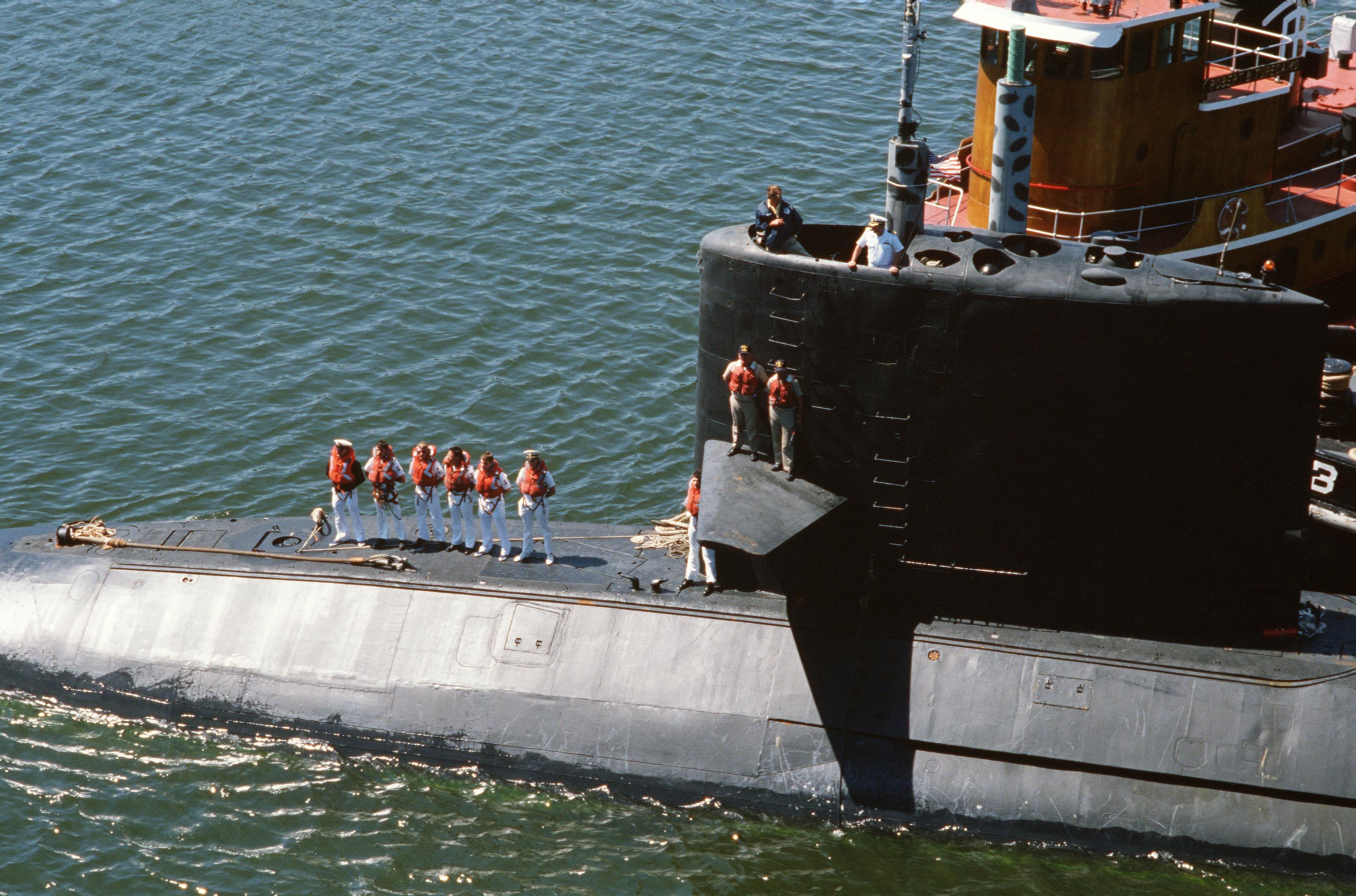 File:USS Bonefish (SS-582) sail.jpg