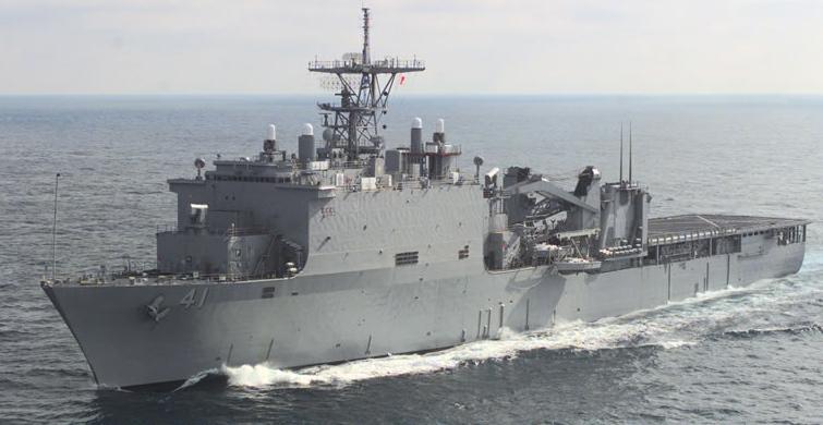 Resultado de imagen para USS Whidbey Island (LSD-41)