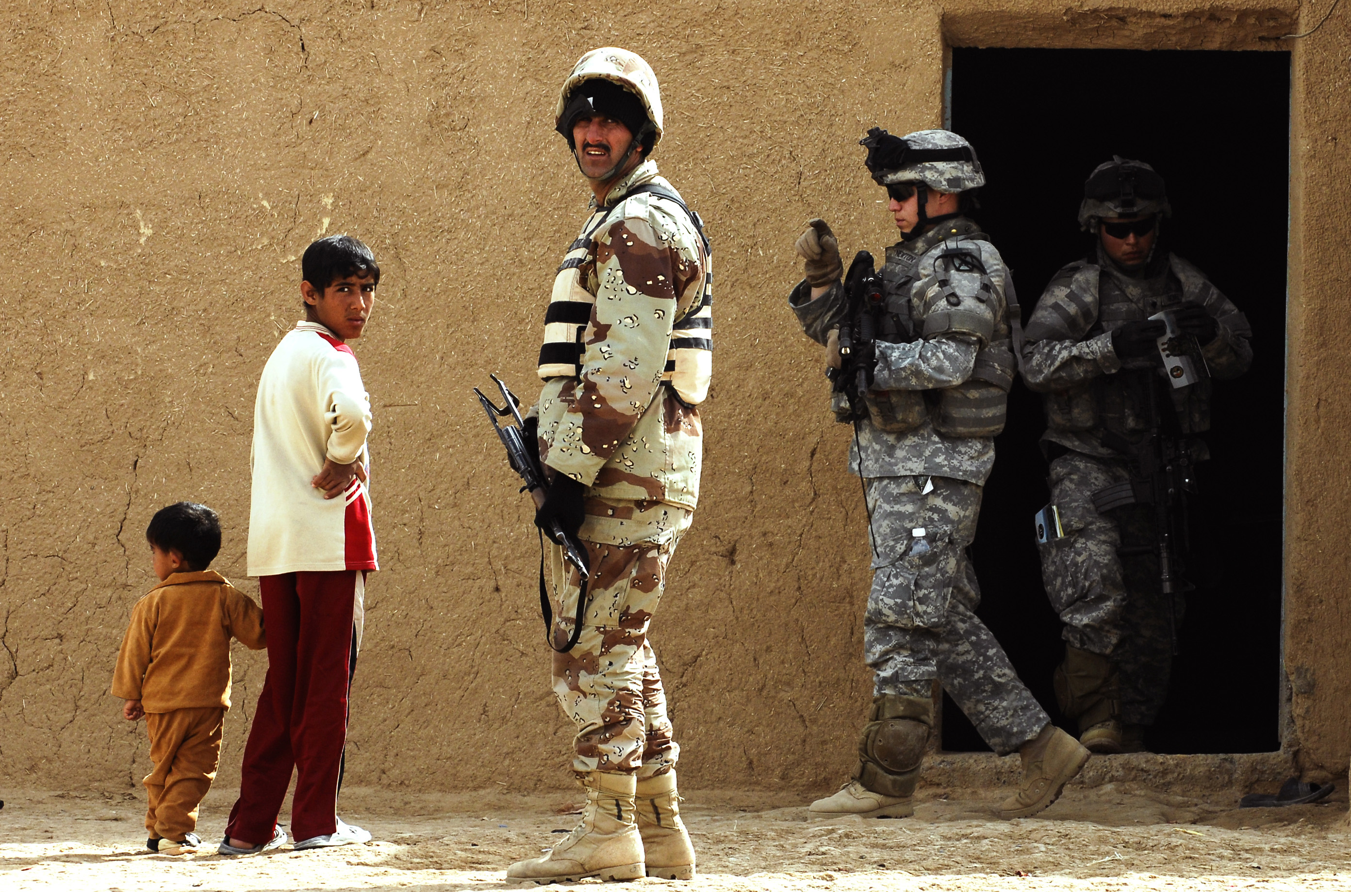 guerra irak i estado unidos:
