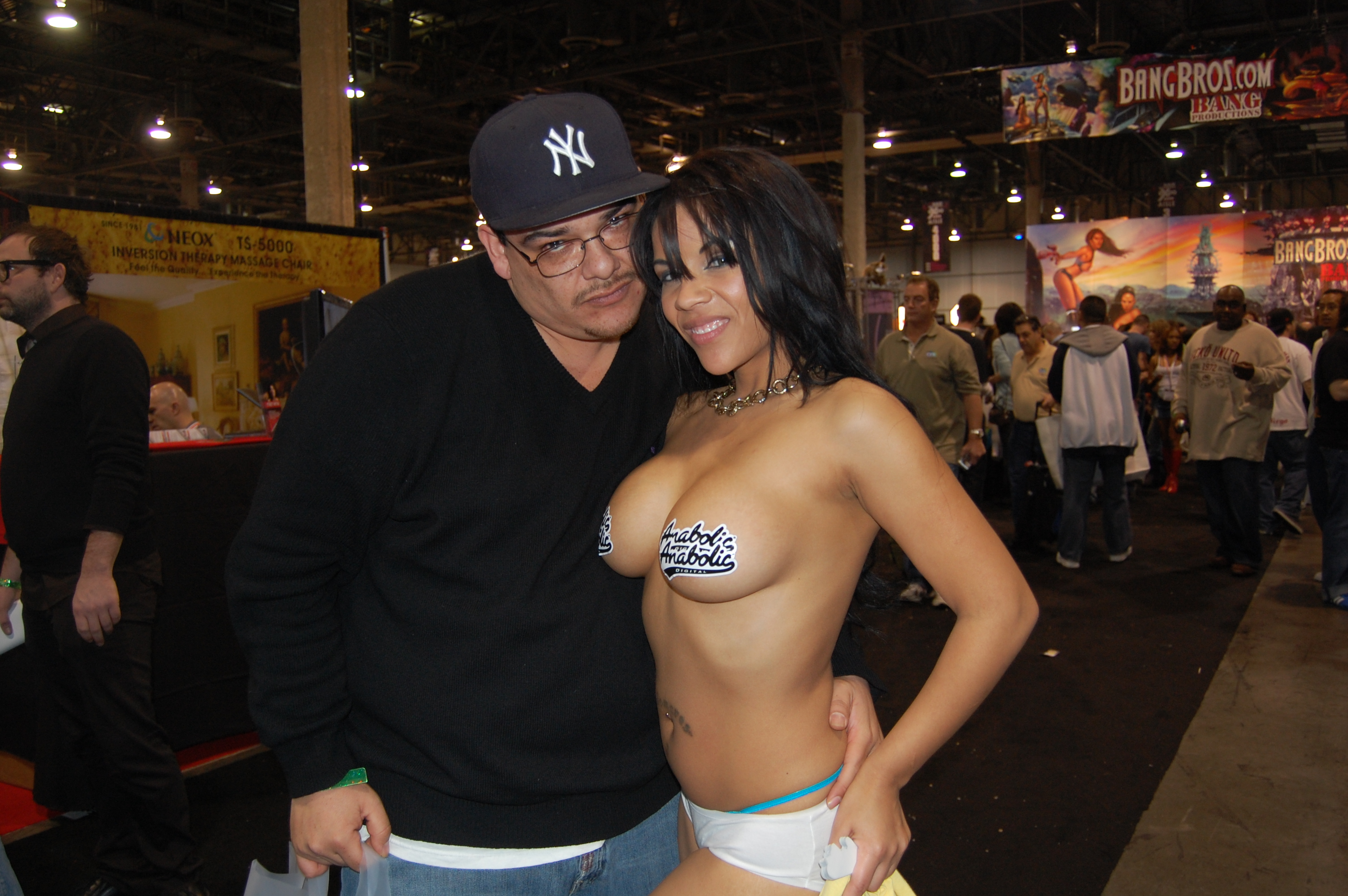 errotic massage avn porn expo