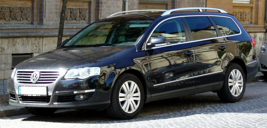 Description VW Passat Variant.JPG
