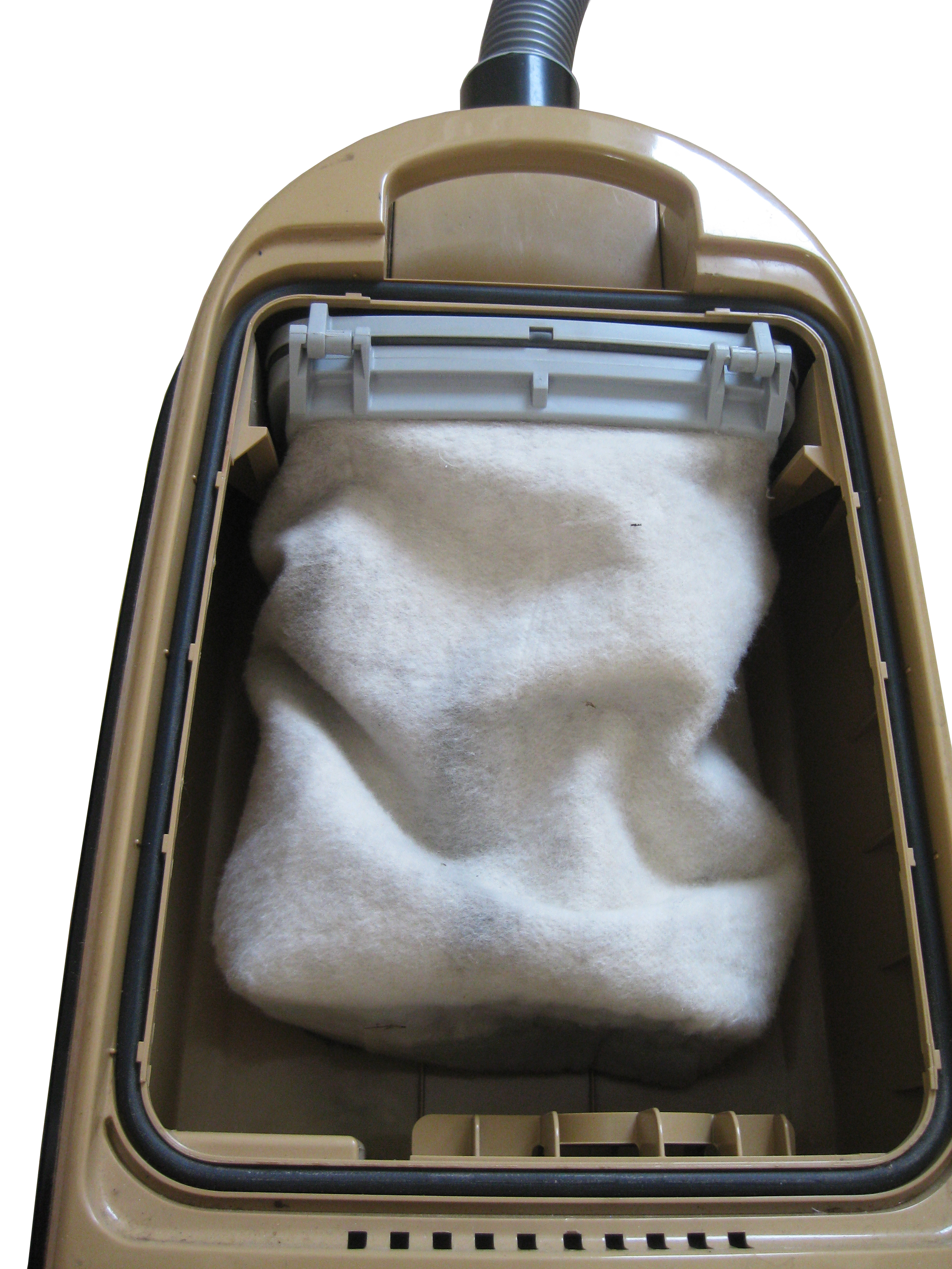 FileVacuum Cleaner Bag In Vacuum