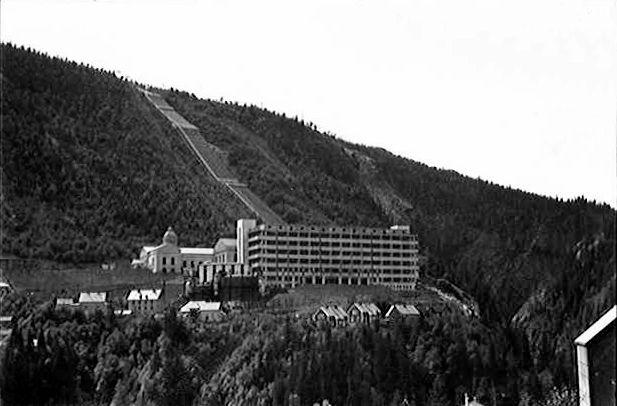 Vemork Hydroelectric Plant 1935