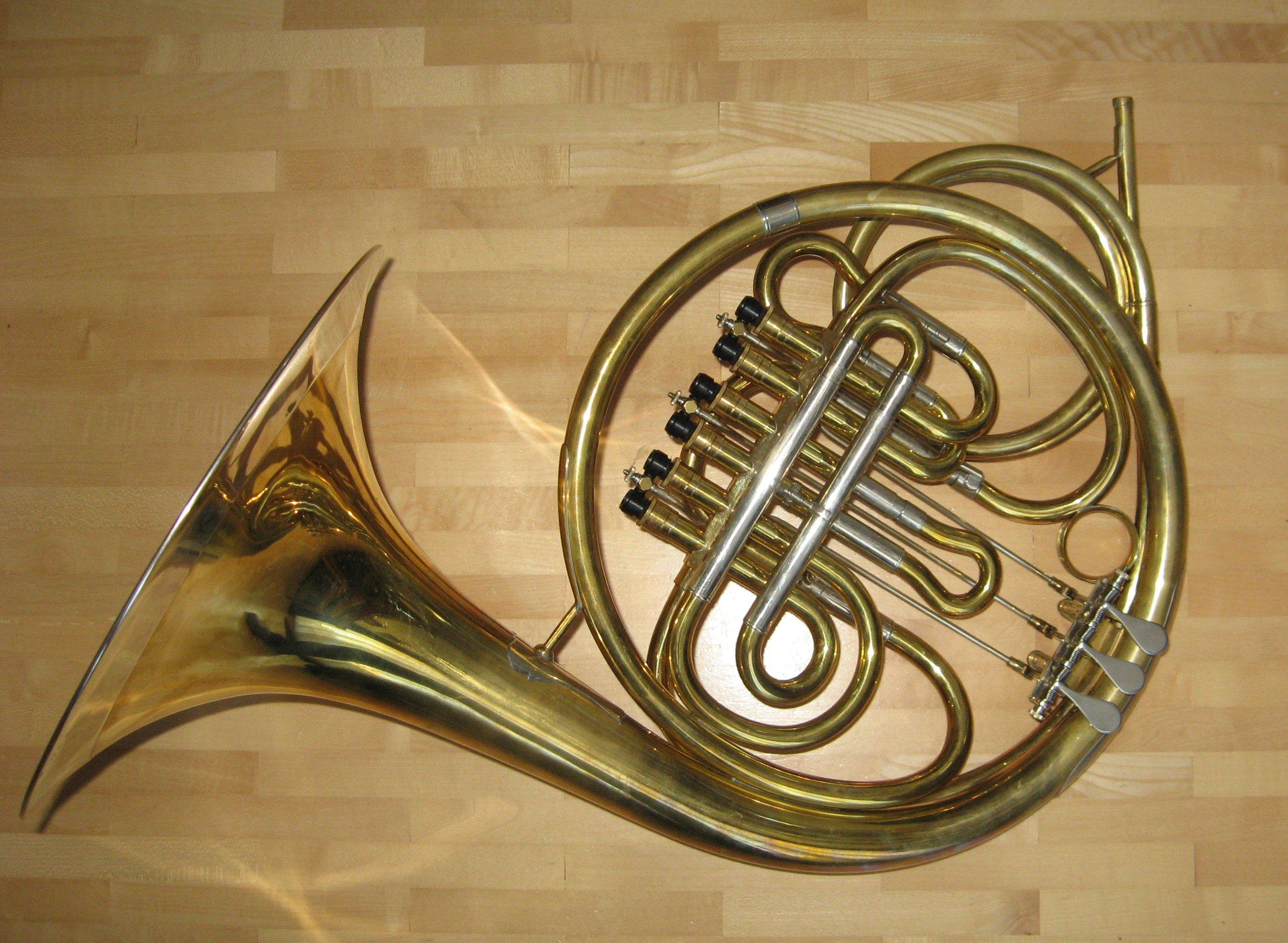 Yamaha Vienna Horn