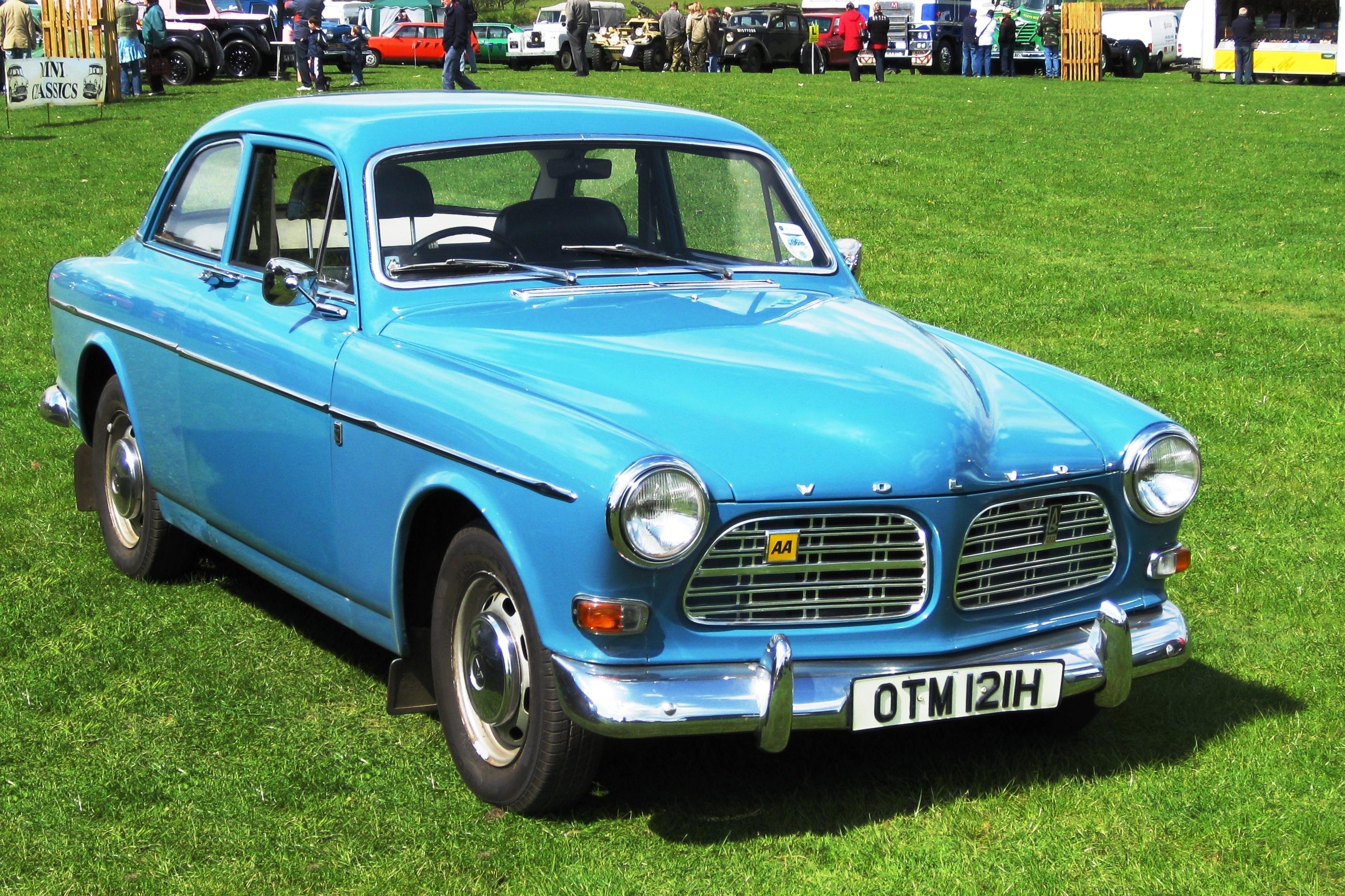 Volvo Used Car Finance