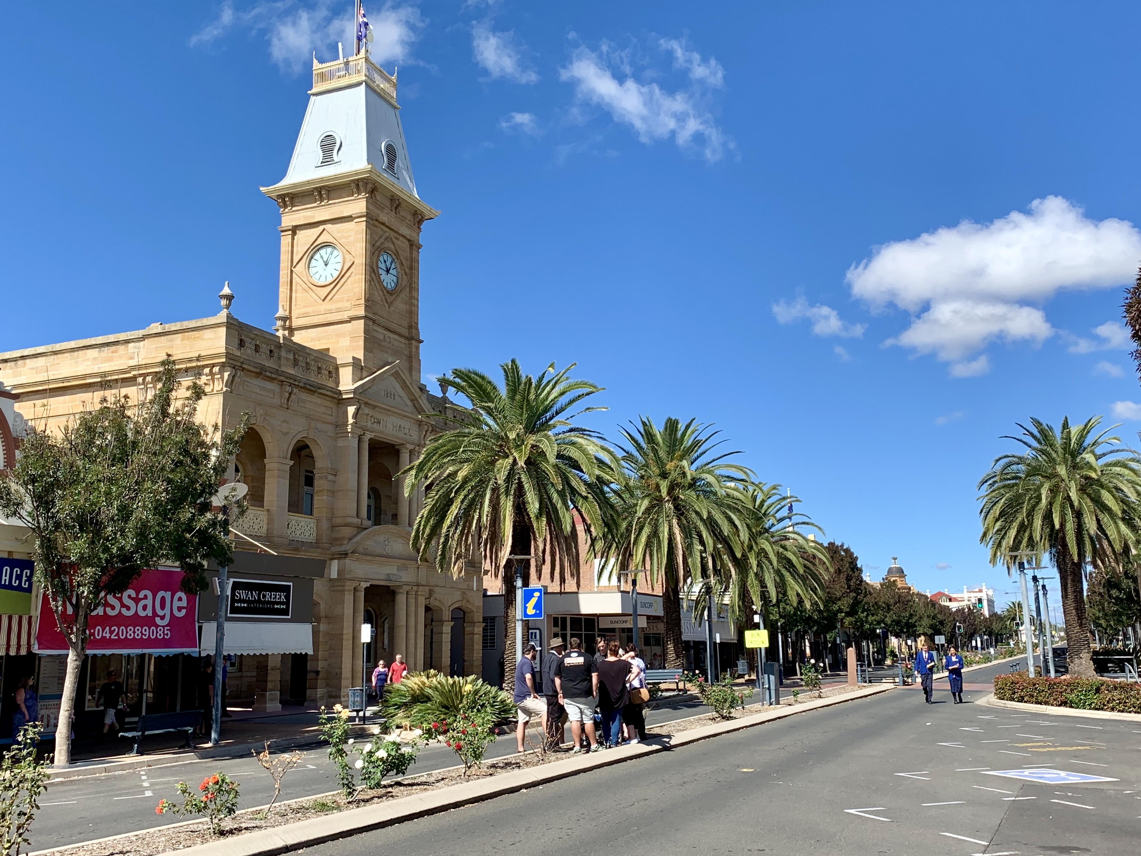 Warwick, Queensland - Wikipedia