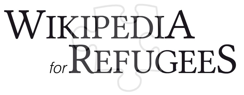 Wikipedia 4 Refugees - Meta