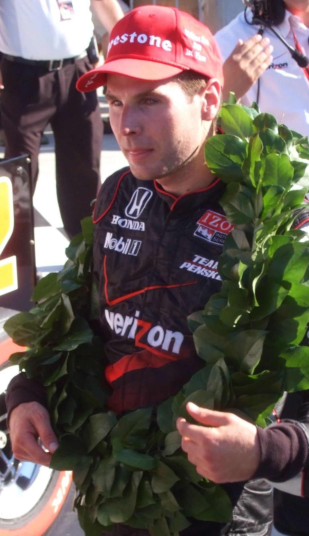 Penske Honda Indianapolis >> IndyCar Series - Wikipedia