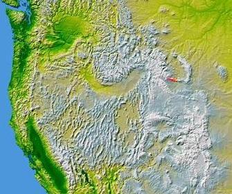 Owl Creek Mountains Wikipedia