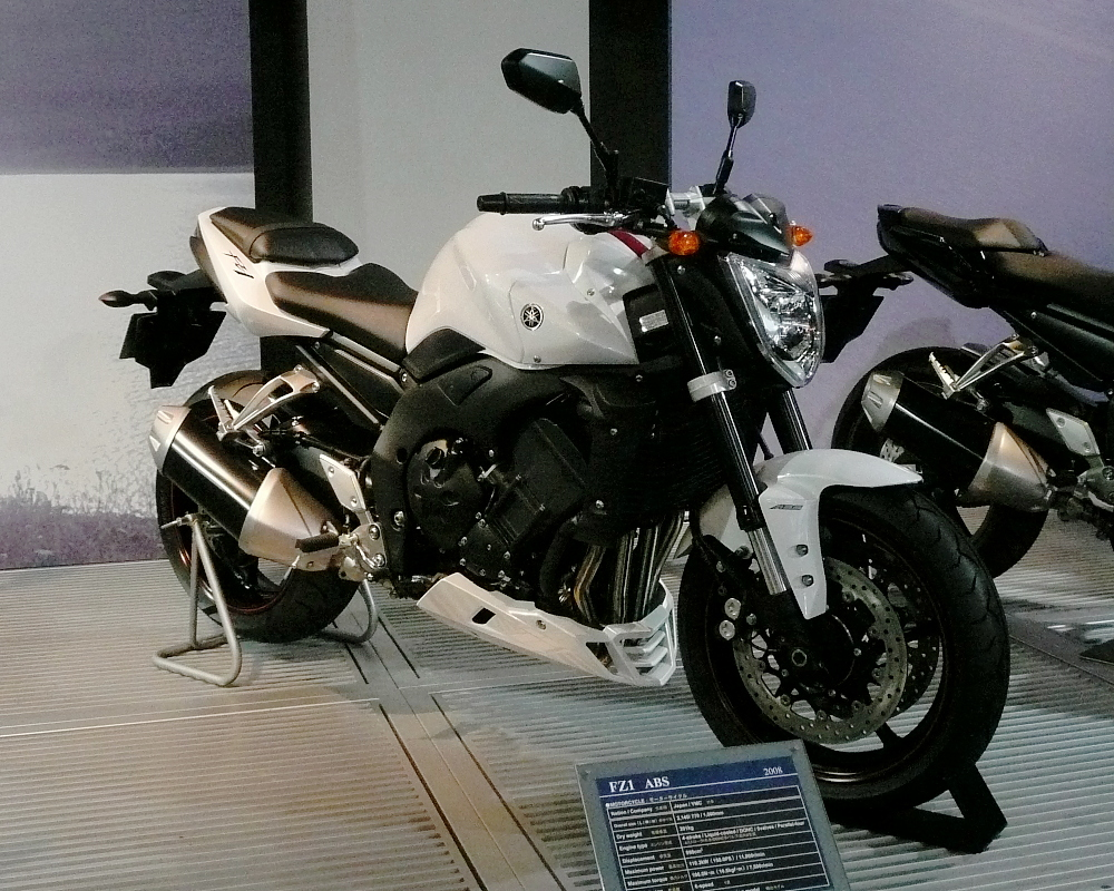 Yamaha White  Yearolds