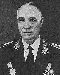 Yakov Cherevichenko Soviet general