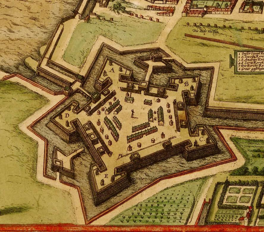 Zitadelle Von Antwerpen