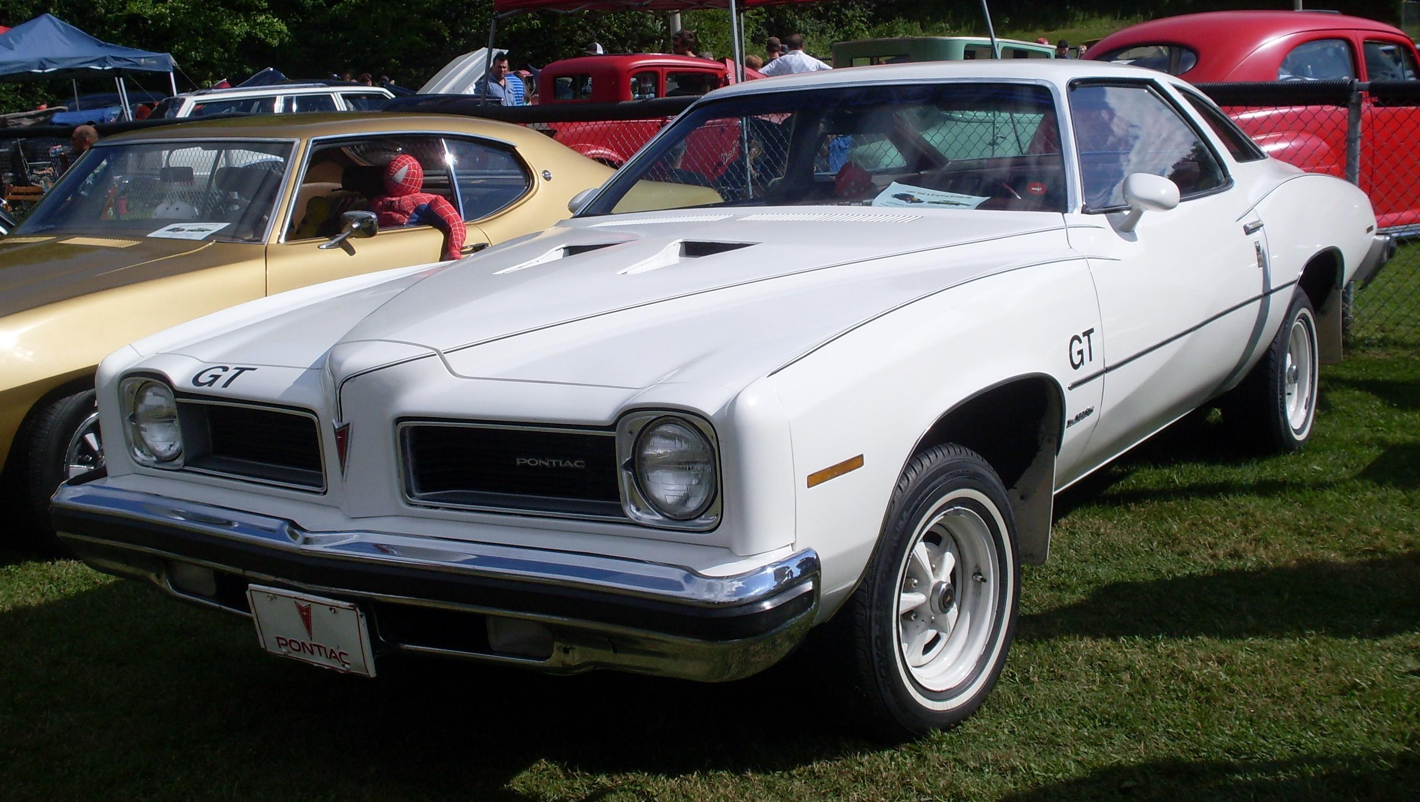 File 74 Pontiac LeMans GT Rassemblement Rigaud 13 JPG