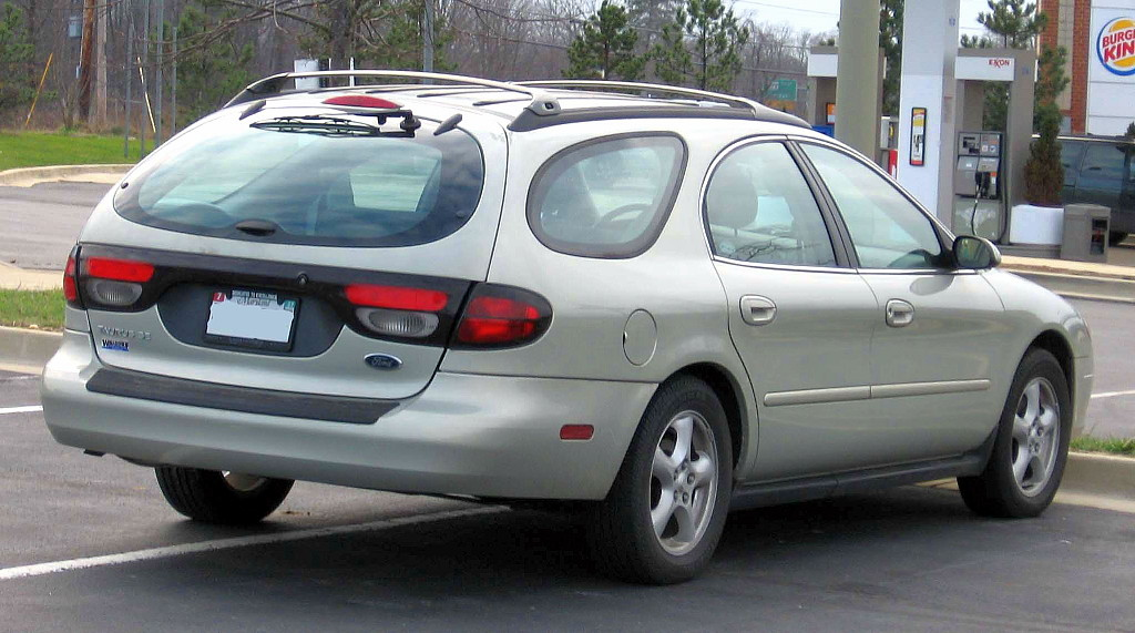 manual ford taurus 2003