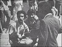 English: Jaleh Square in Black Friday (1978)