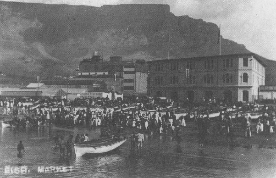 File1880s Fishing Boats Cape Town History Project