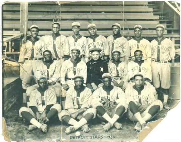 1920 Detroit Stars