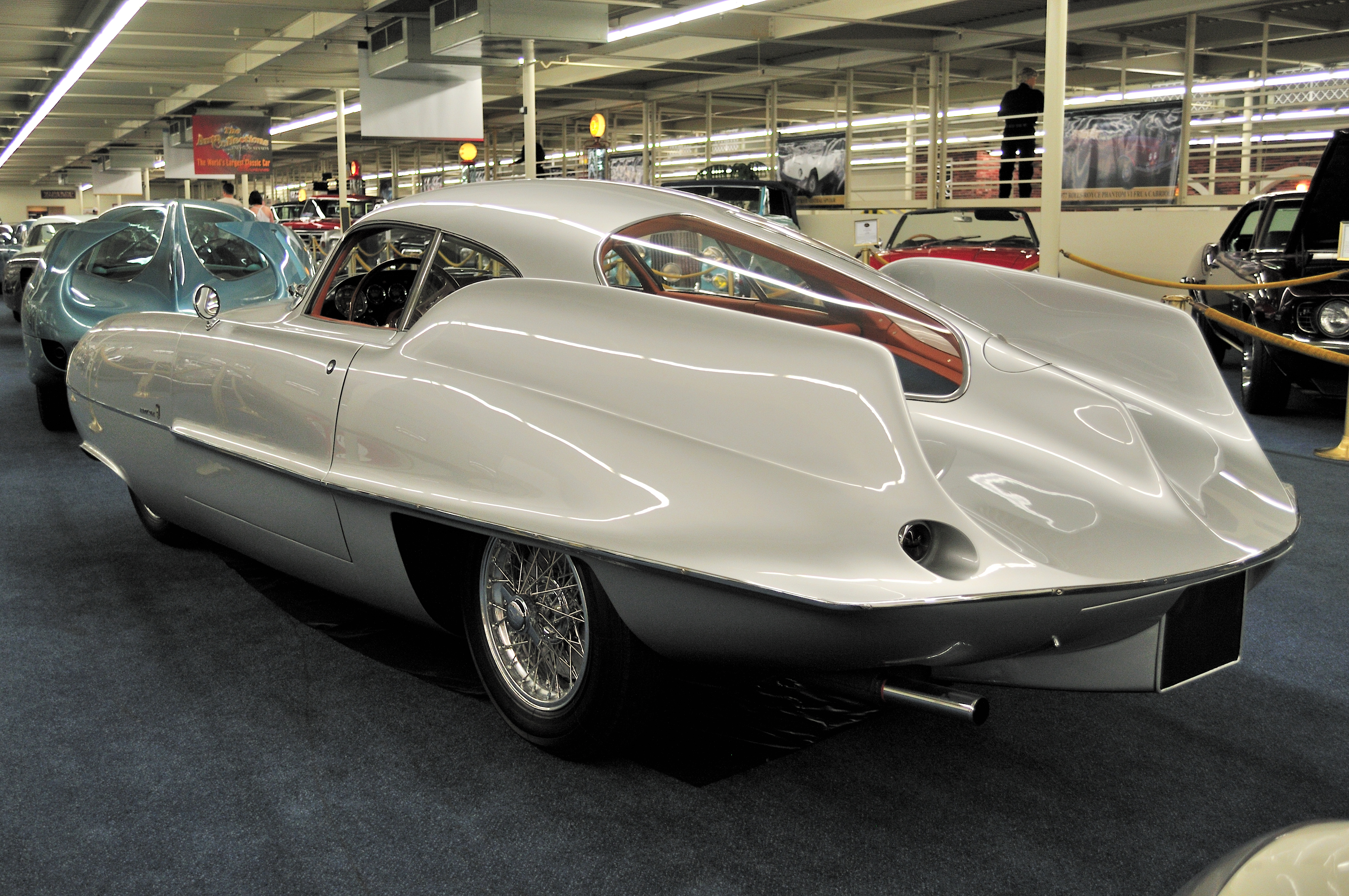 File:1955 Alfa Romeo BAT 9.jpg - Wikimedia Commons