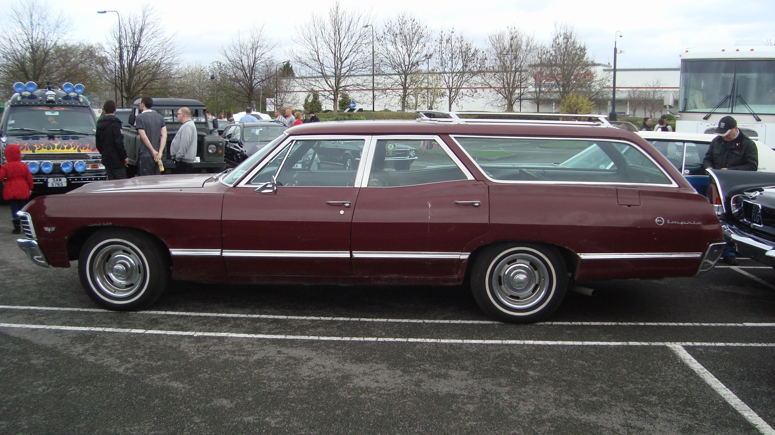 1967 impala wagon