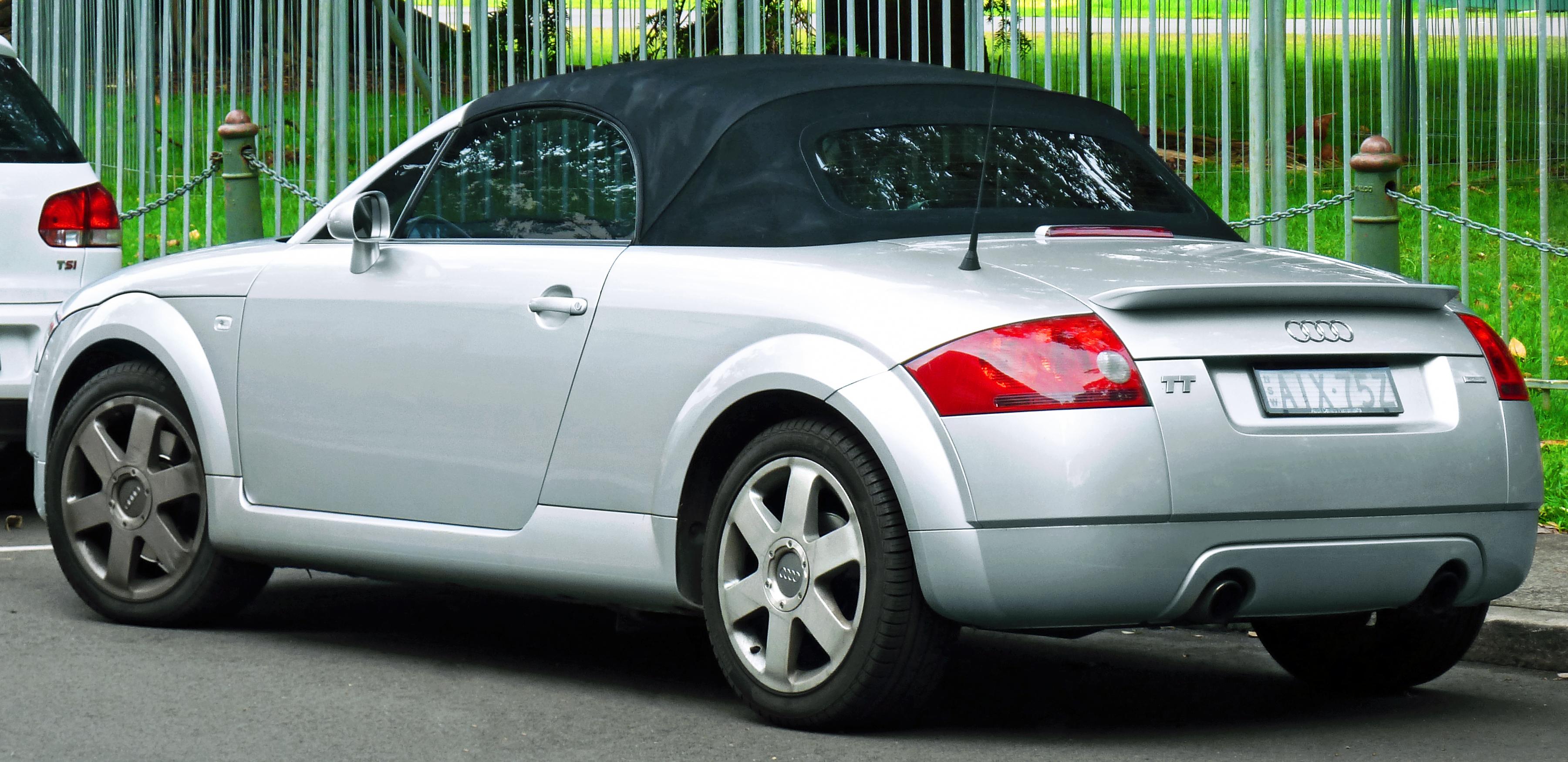 wiki Audi TT