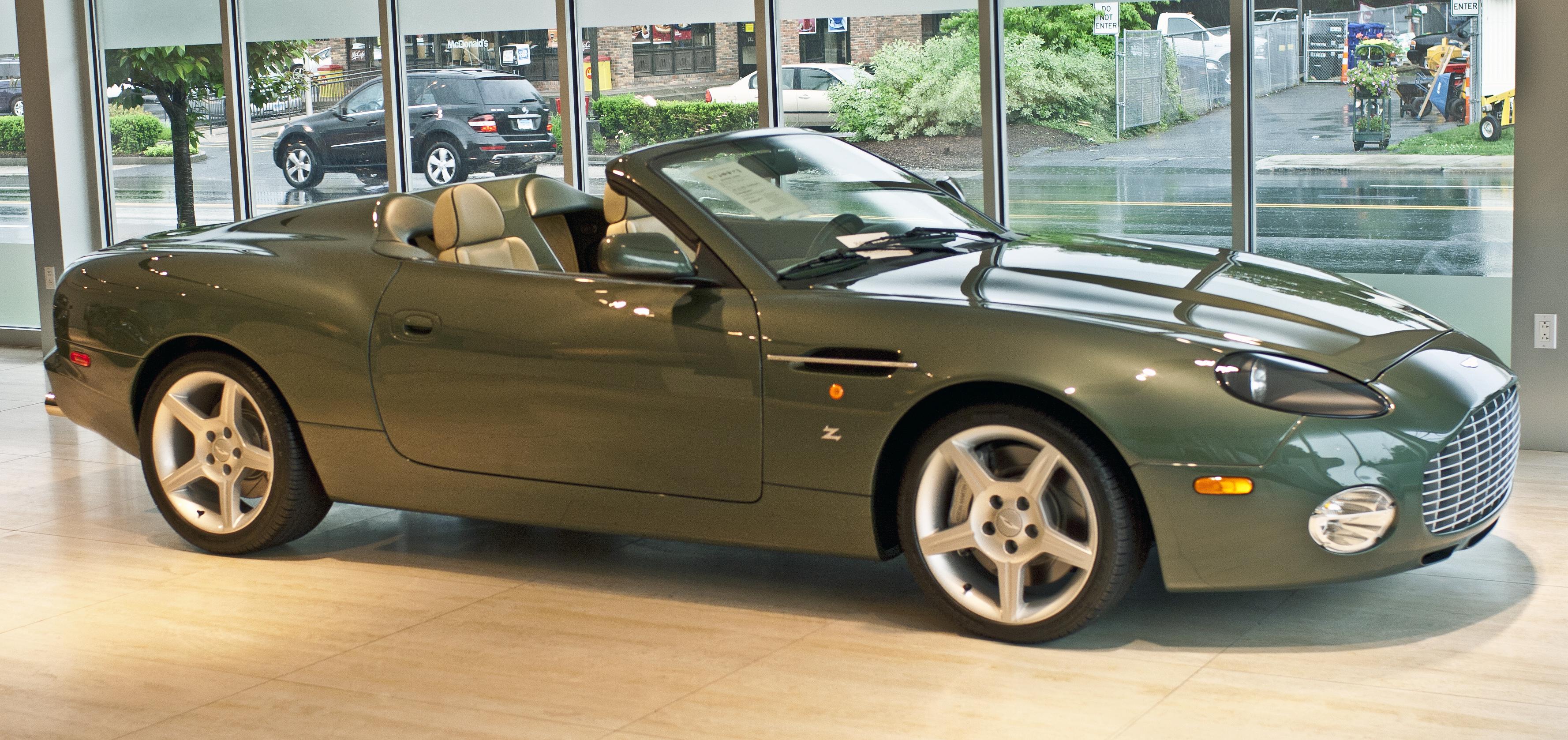 File 2003 Aston Martin Db Ar1 By Zagato Jpg Wikipedia