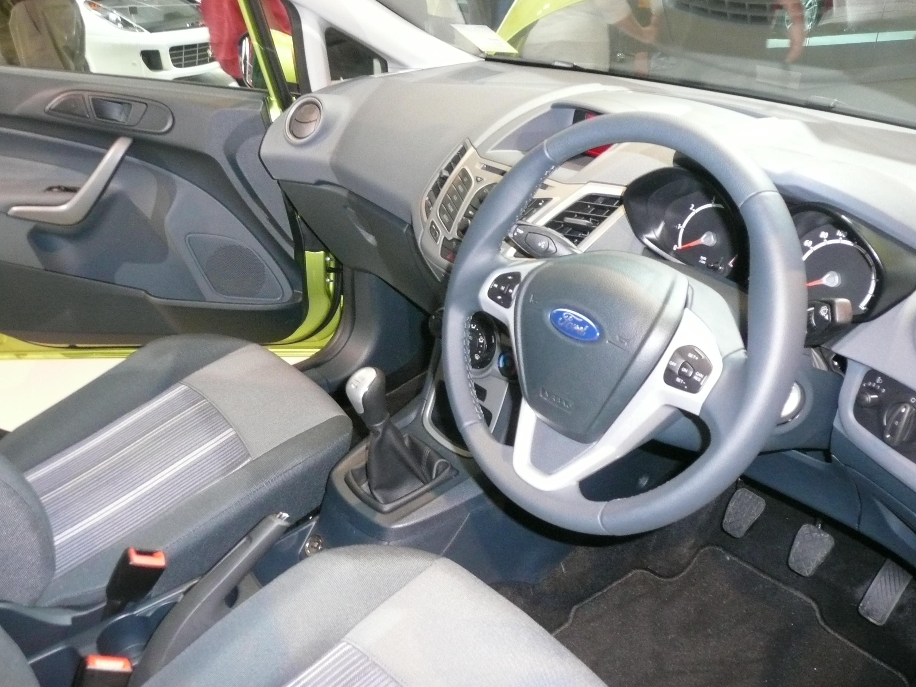File:2008 Ford Fiesta (WS) LX 5-door hatchback 02.jpg & File:2008 Ford Fiesta (WS) LX 5-door hatchback 02.jpg - Wikimedia ... Pezcame.Com
