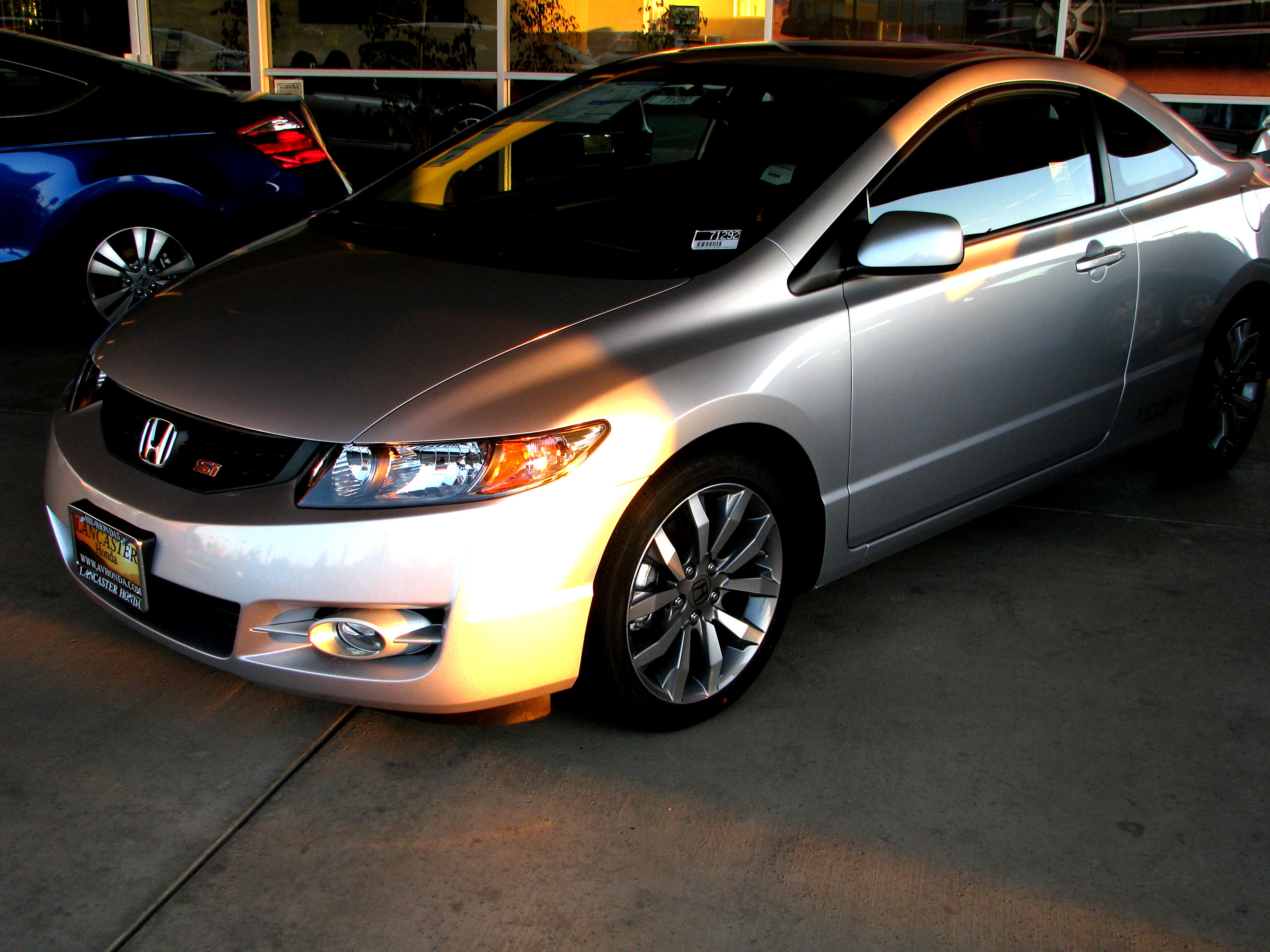 Lovely File:2009 Honda Civic Coupe (2955585780)