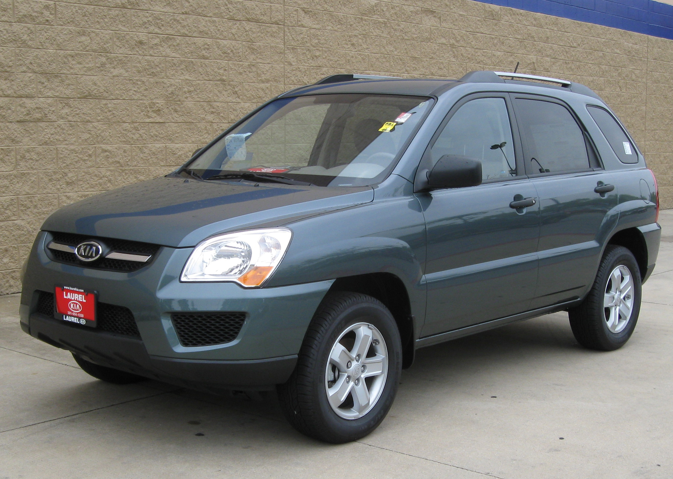 Kia Sportage Repair Autos Post