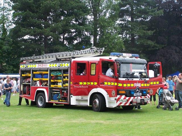 Fire Engine Access Building Regulations
