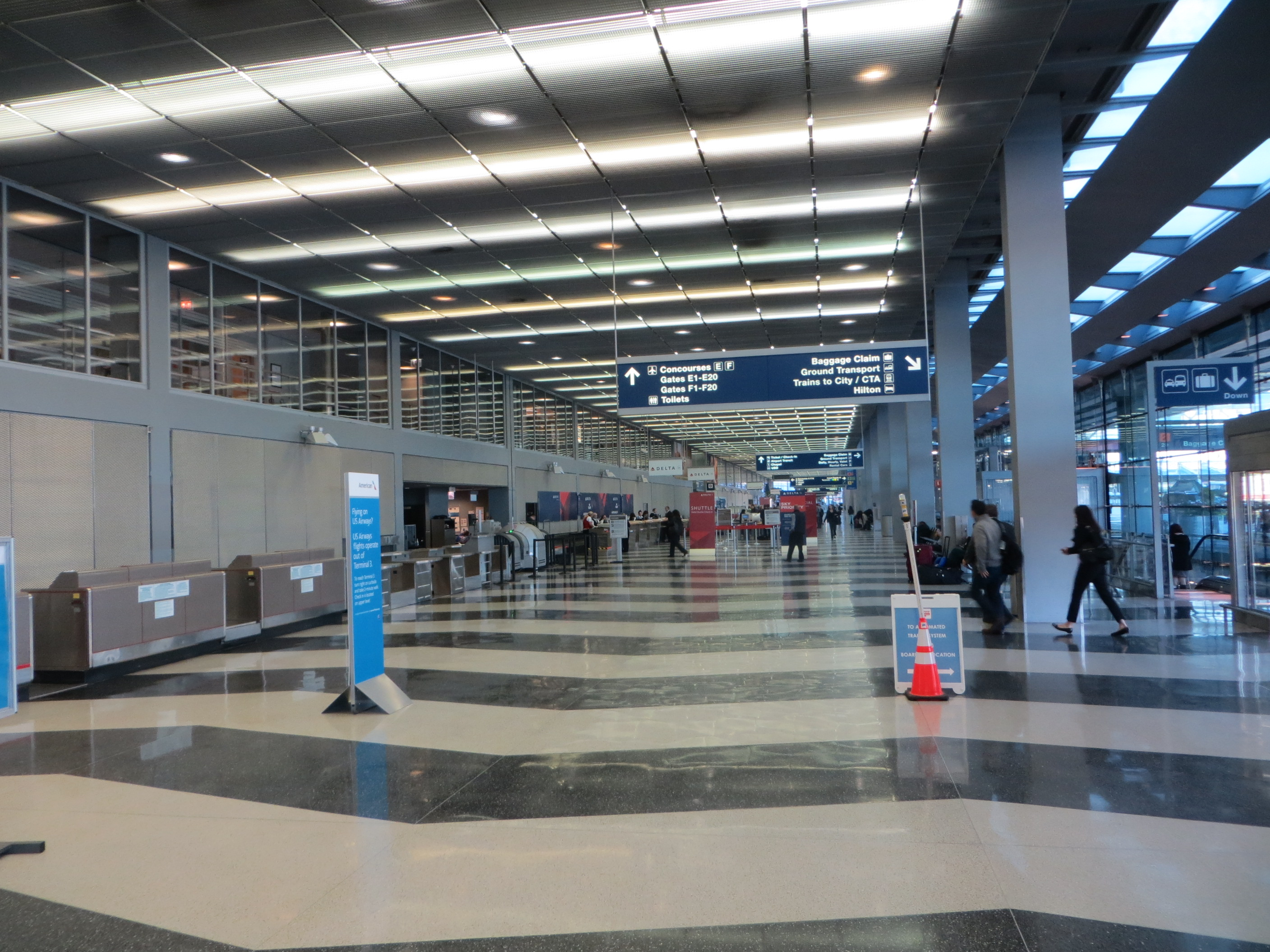 O Hare International Airport