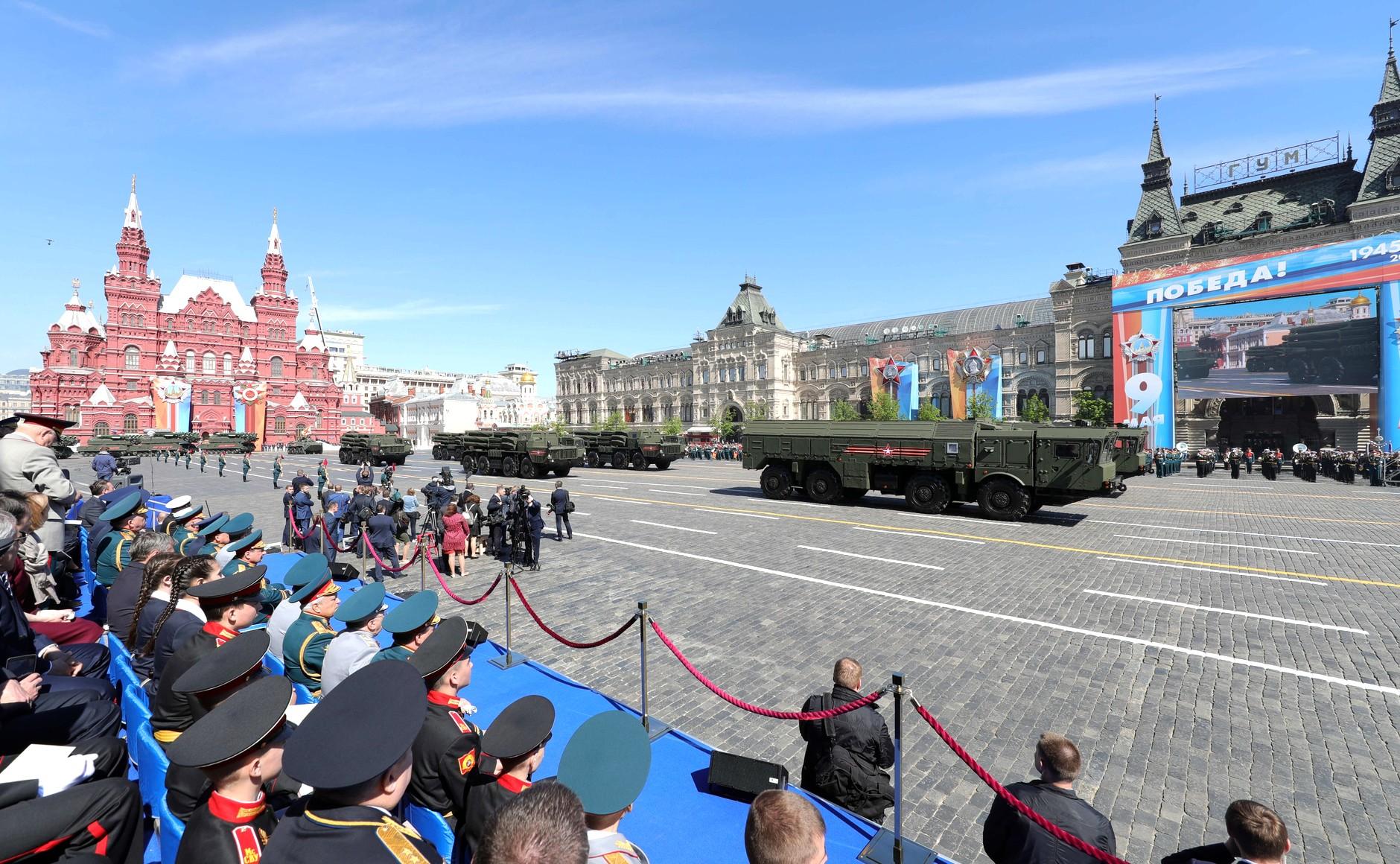 Как можно посмотреть парад 9 мая в москве без приглашения, год