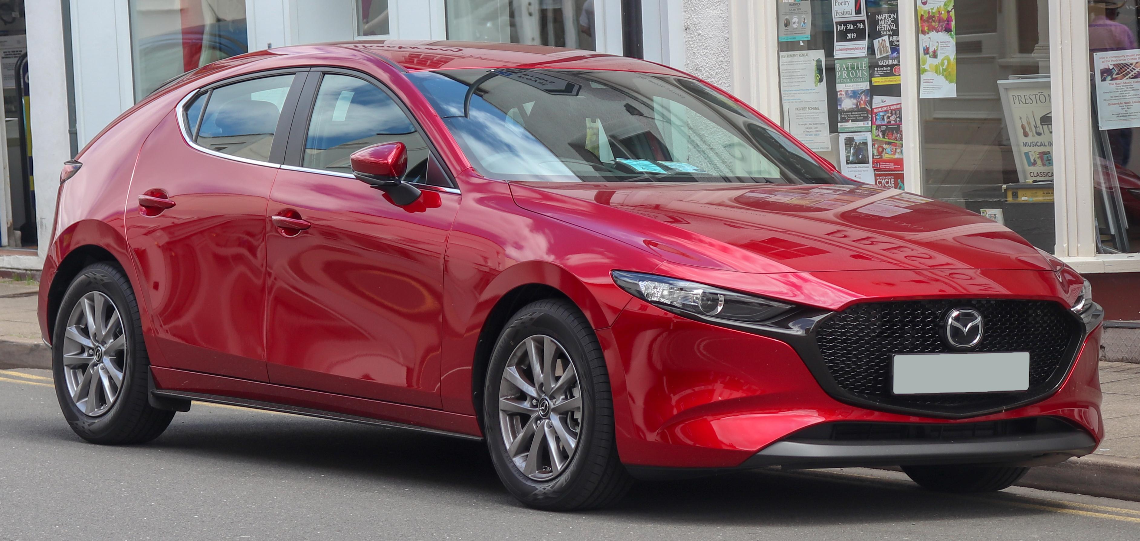 Mazda 3 sedan 2019 precio