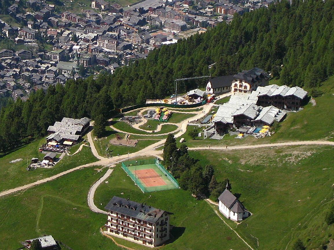 Riffelalp Resort 2222m