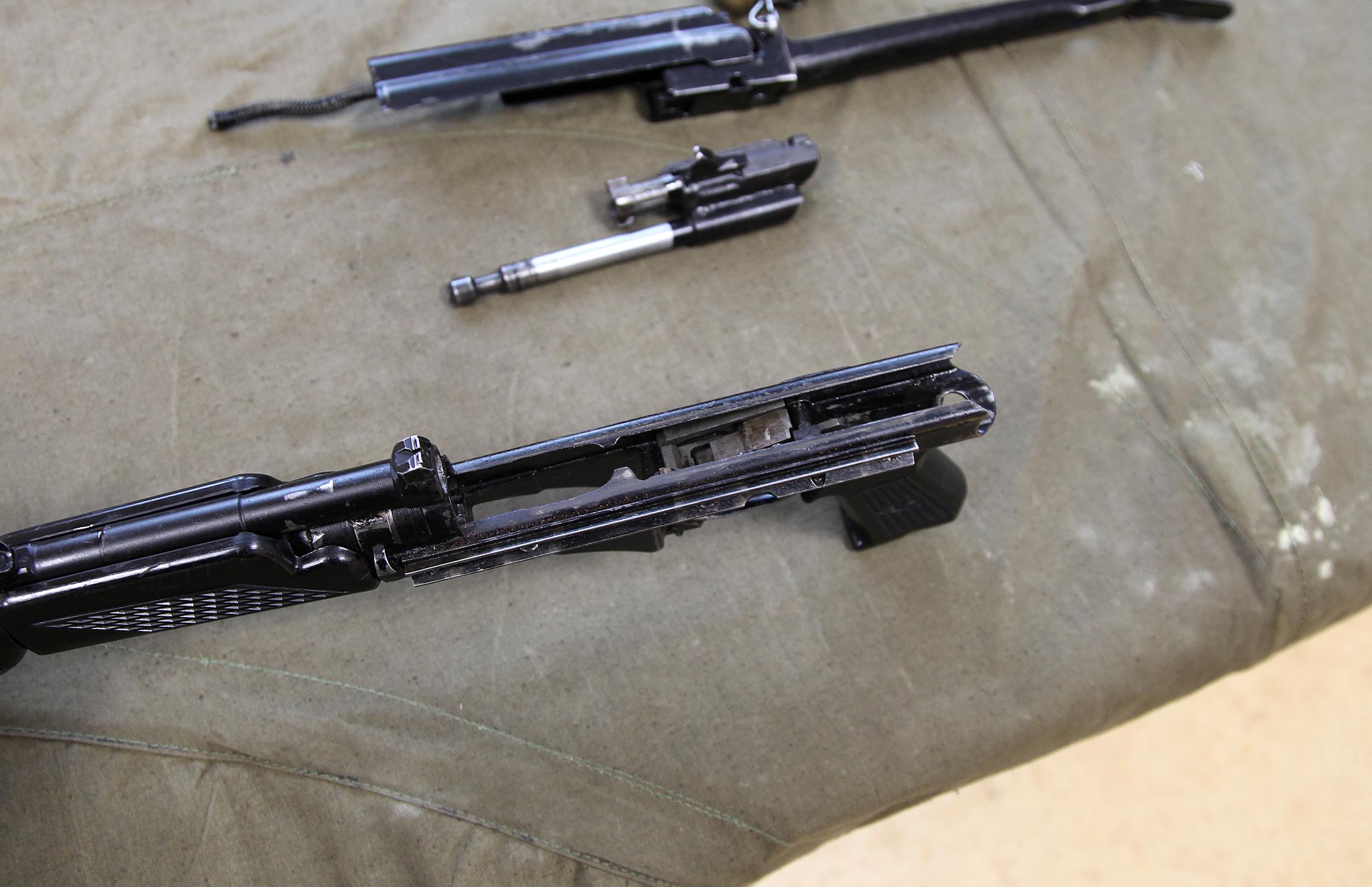 Automatic 9A-91: description, TTH, manufacturer 11
