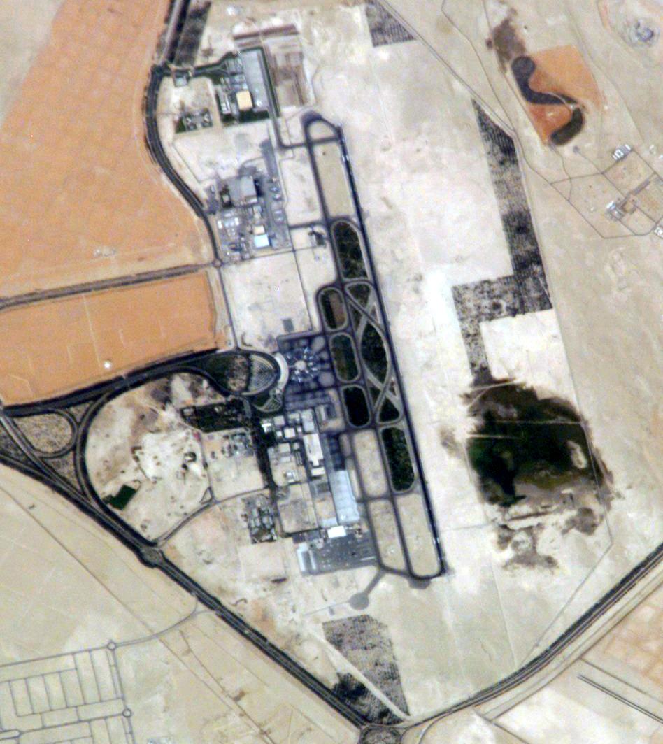 अबु धाबी अन्तर्राष्ट्रीय विमानक्षेत्र