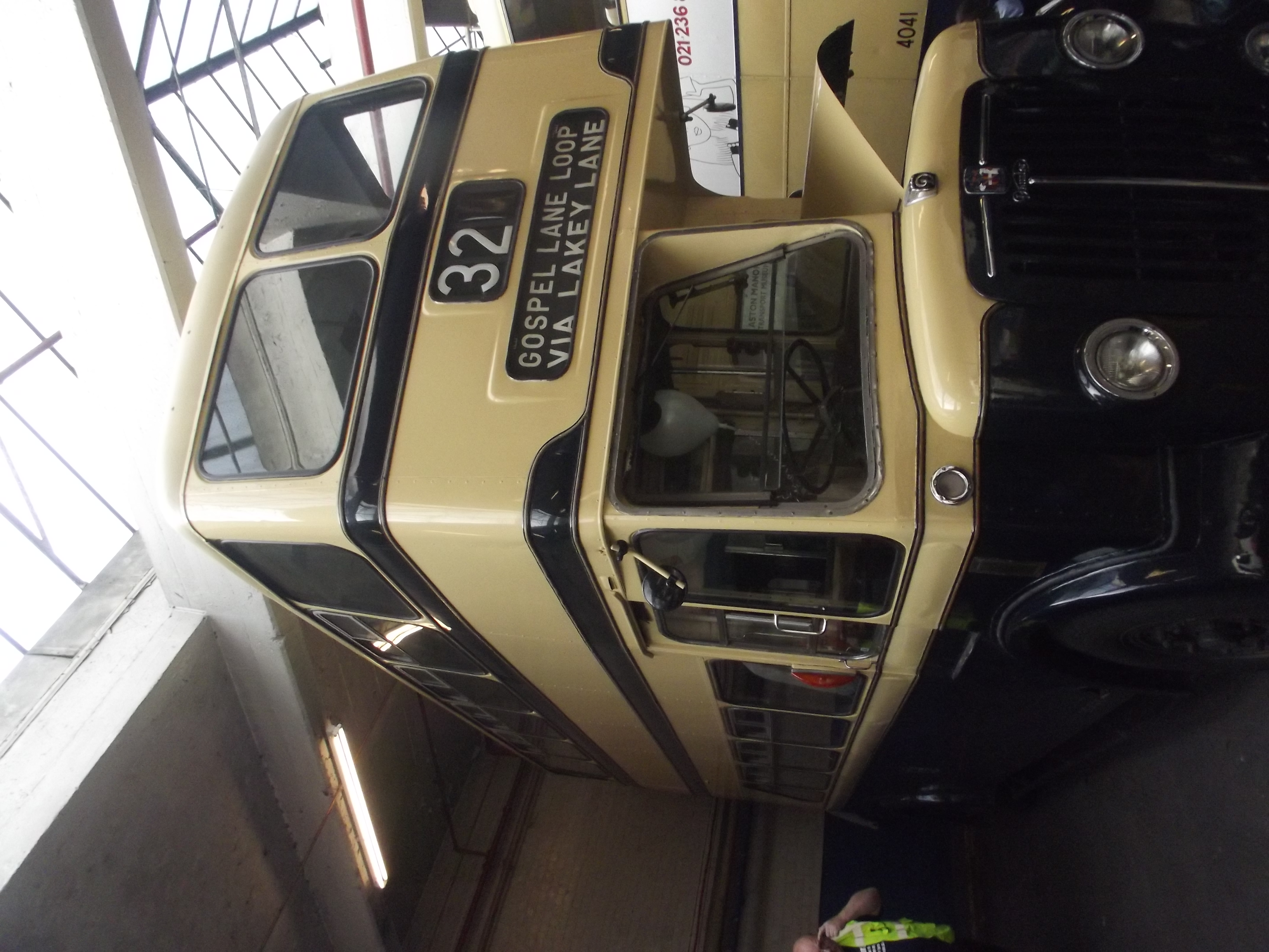 File:Acocks Green Bus Garage - Open Day - 32 - Gospel Lane Loop via