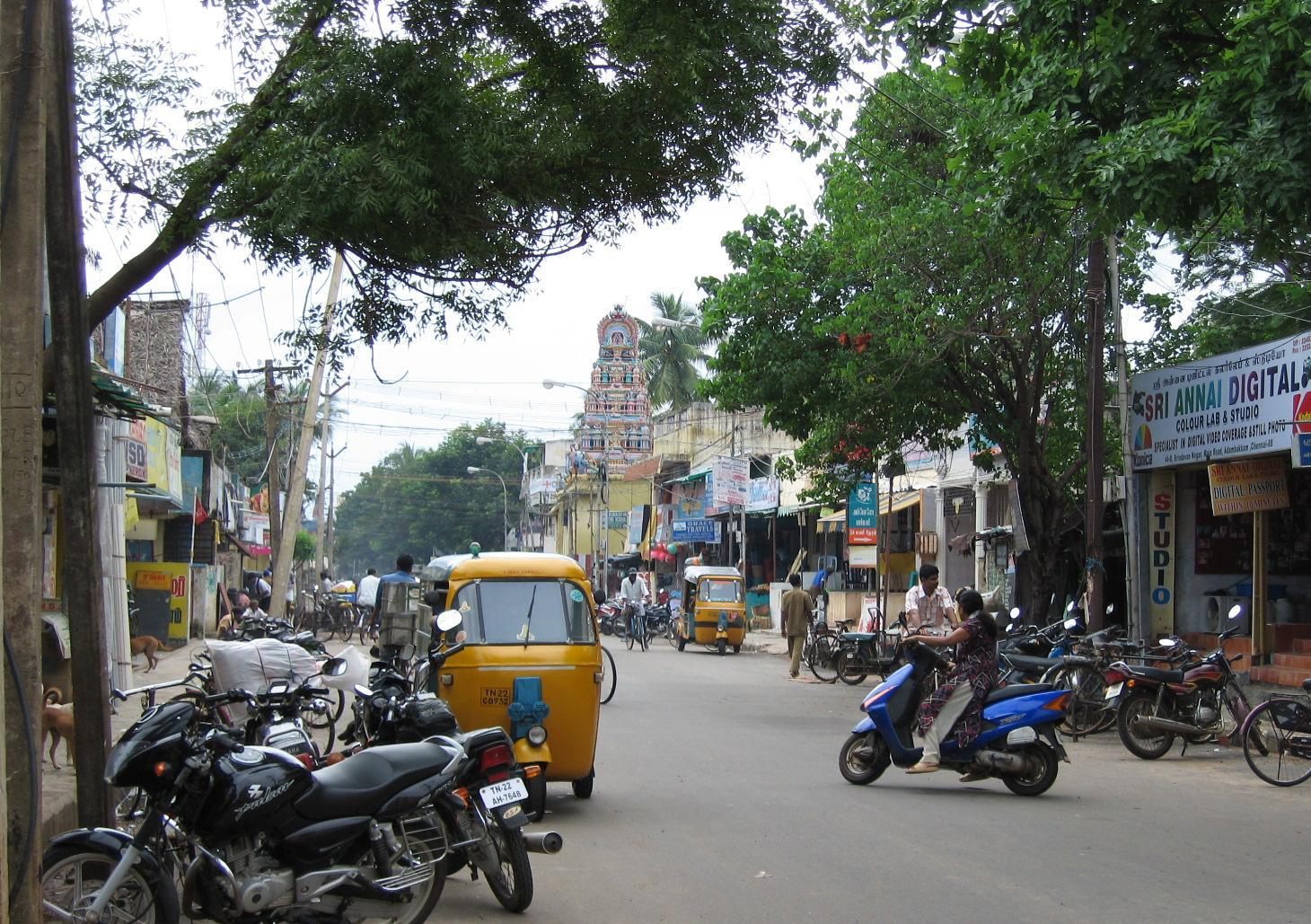 Thejas Vidyalyam, Adambakkam,