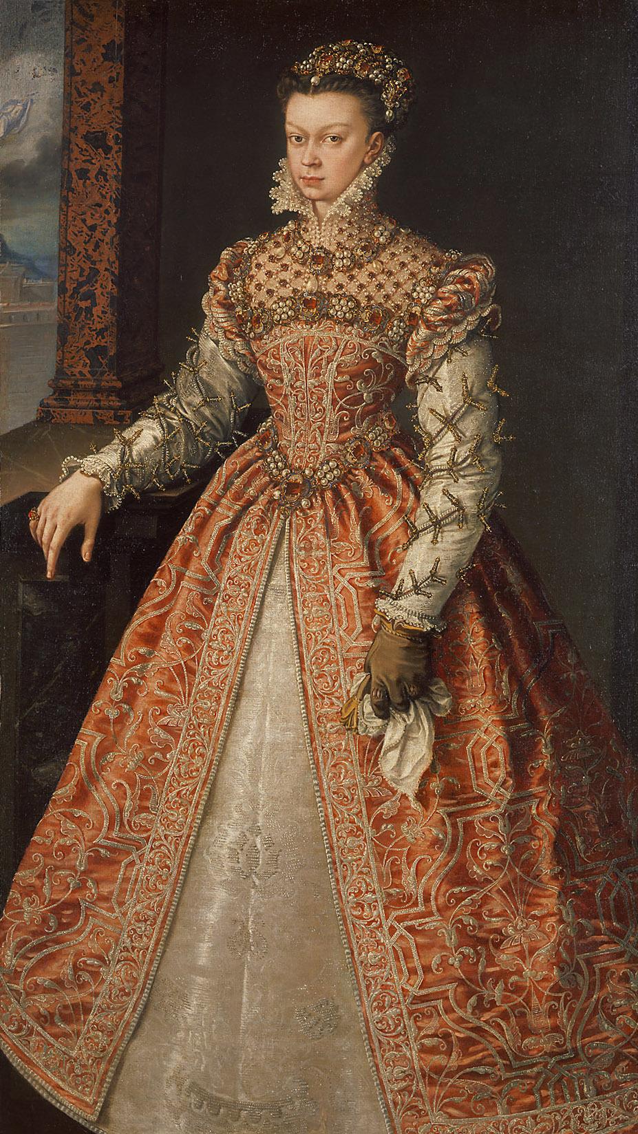 Robe Anna Couronnement Fashion Classic